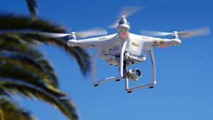 The DJI Phantom 2 Quadcopter