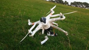 The Walkera QR X350 Pro Quadcopter