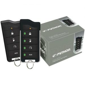 The Python 4806P 2-Way Remote Start System