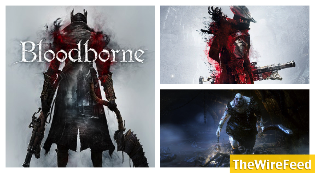 Bloodborne the game that tops the charts