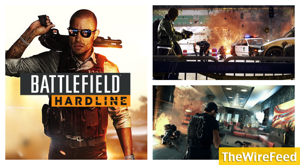 battlefield hardline on origin