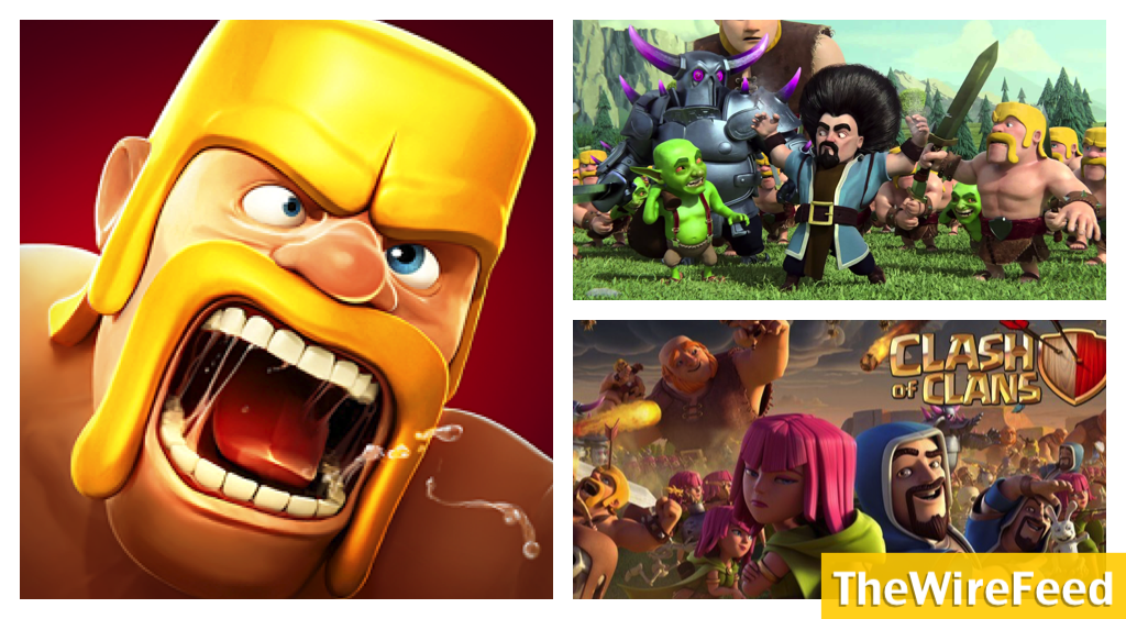 how clash of clans became so popular