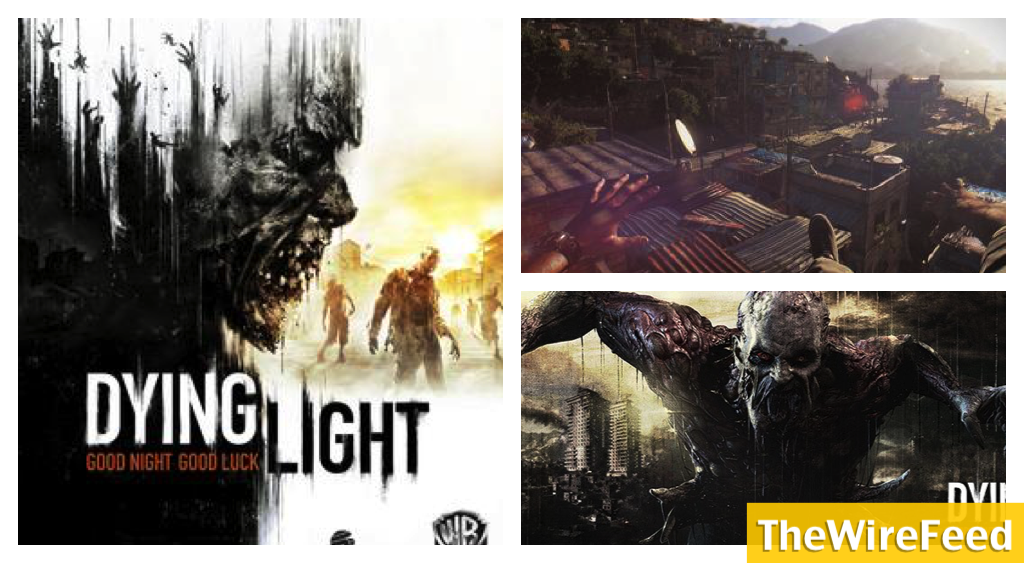 the game Dying Light impressed me